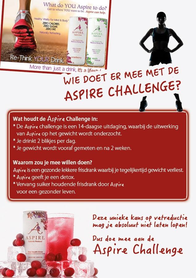 Aspire Challenge